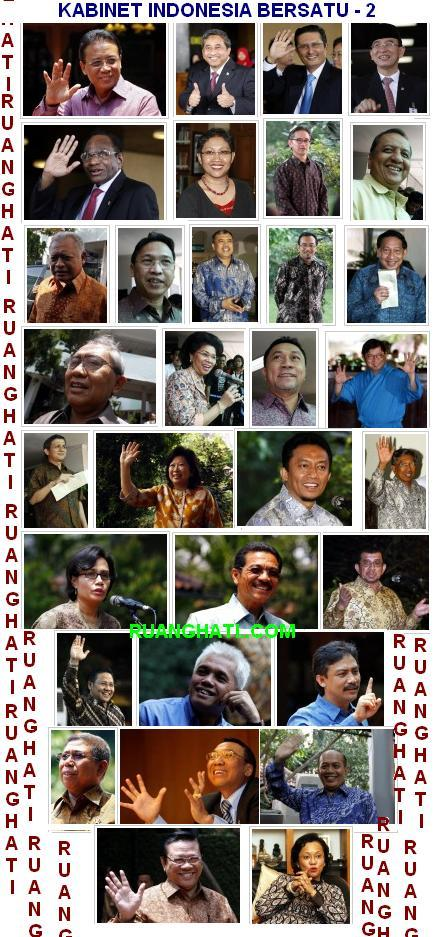 kabinet SBY 2