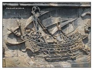 alat transportasi perdagangan pada masa kerajaan hindu budha
