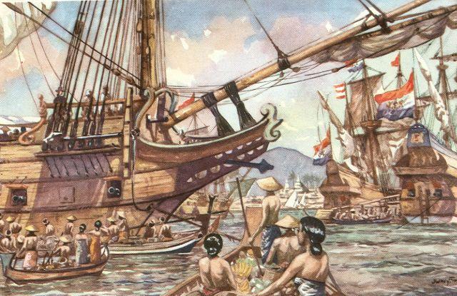Kronologi Penjajahan Kolonial Belanda Di Indonesia