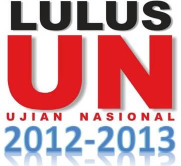 Lulus UN 2012-2013