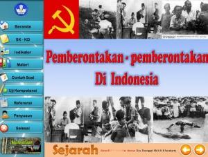 Pemberontakan di Indonesia