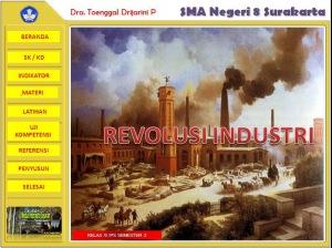 Revolusi industri dan pengaruhnya bagi Indonesia