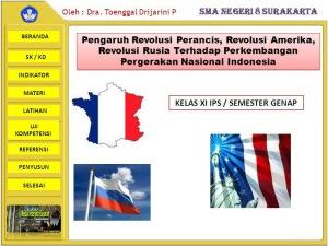 Revolusi Perancis, Revolusi Amerika,, Revolusi Rusia