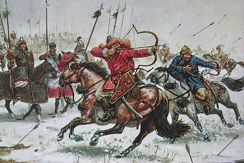 mongol-horde