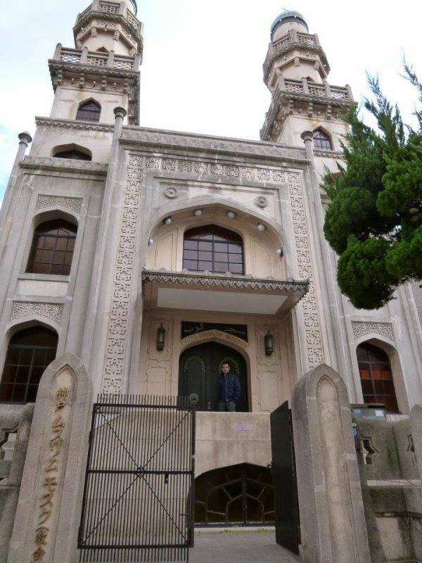 Masjid Kobe Tak Hancur Diserang Bom Dan Gempa Bumi