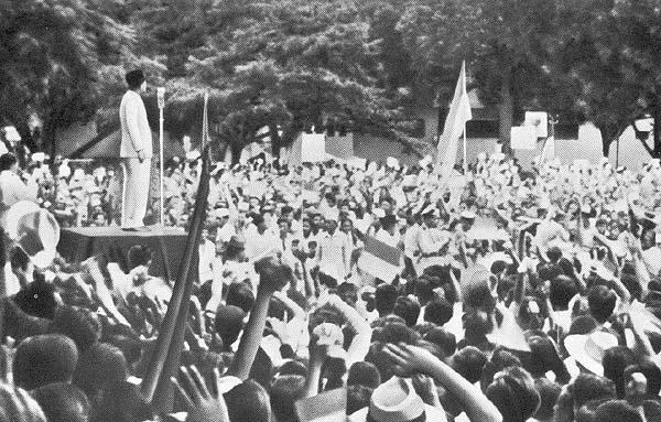 Timeline Garis Waktu Indonesia Awal Kemerdekaan Sampai Tahun 1950