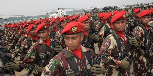 Kenapa militer indonesia ditakuti karena punya pasukan para komando terbesar ke 4 di dunia - Wallpaper kopaska ...